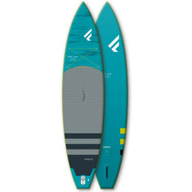 "Fanatic Ray Air Premium/C35 SUP Package 11'6""x31"" Inflatable Sup with Paddles and Pump"